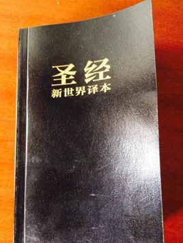 《圣经新世界译本》 作者:耶和华见证人 txt文件大小:1.83 MB