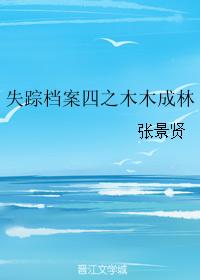 《失踪档案四之木木成林》 作者:张景贤 txt文件大小:495.09 KB